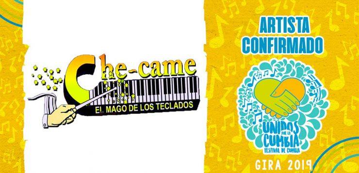 che-came, festival unidos por la cumbia