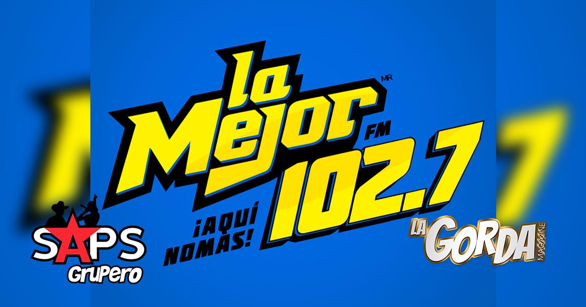 La Mejor 102.7 FM Mazatlán