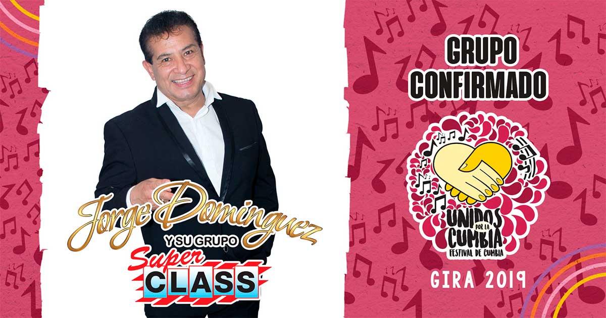 Jorge Domínguez, Festival Unidos Por La Cumbia