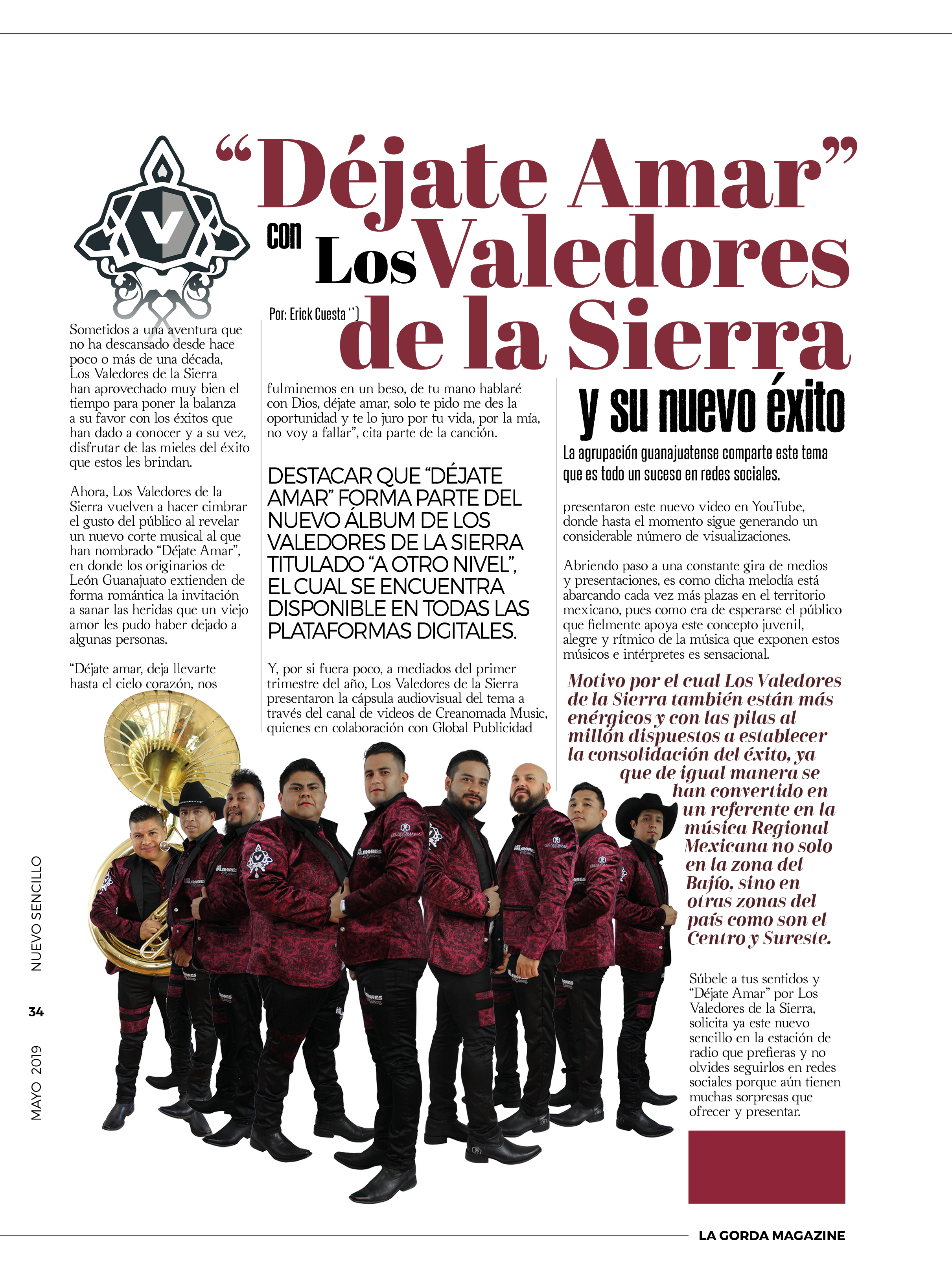 Los Valedores de la Sierra