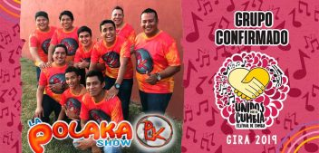La Polaka Show, confirmados al Festival Unidos Por La Cumbia en Veracruz