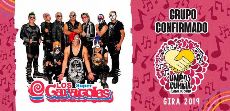Los Súper Caracoles, confirmados al Festival Unidos Por La Cumbia de Veracruz