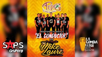 PEPE G, LOS HIJOS DE MIKE LAURE, EL CONDUCTOR