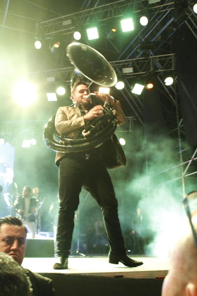 Calibre 50 - Feria Nacional de San Marcos