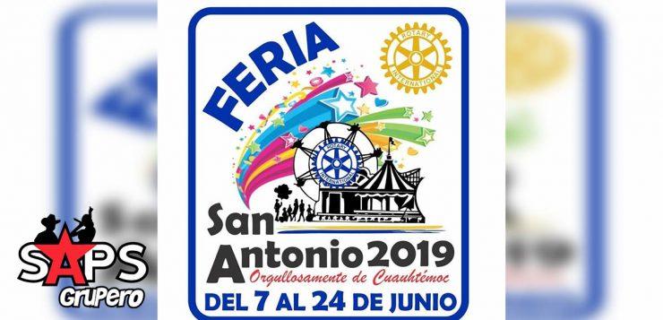 Feria San Antonio Cuauhtémoc