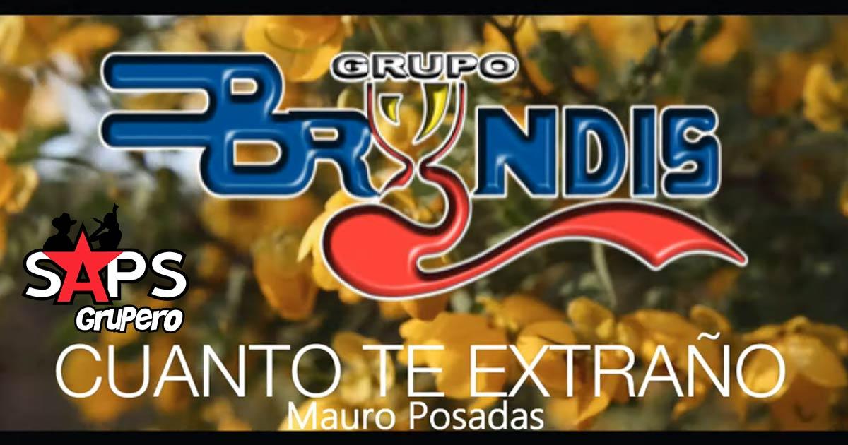 GRUPO BRYNDIS, CUANTO TE EXTRAÑO,