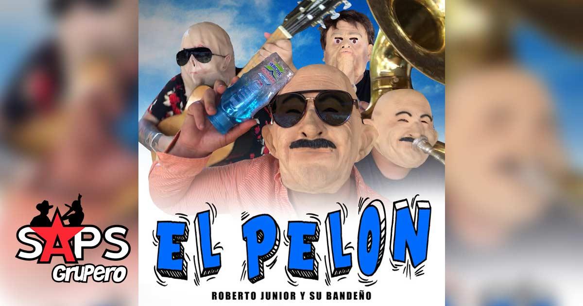 ROBERTO JUNIOR Y SU BANDEÑO, EL PELÓN