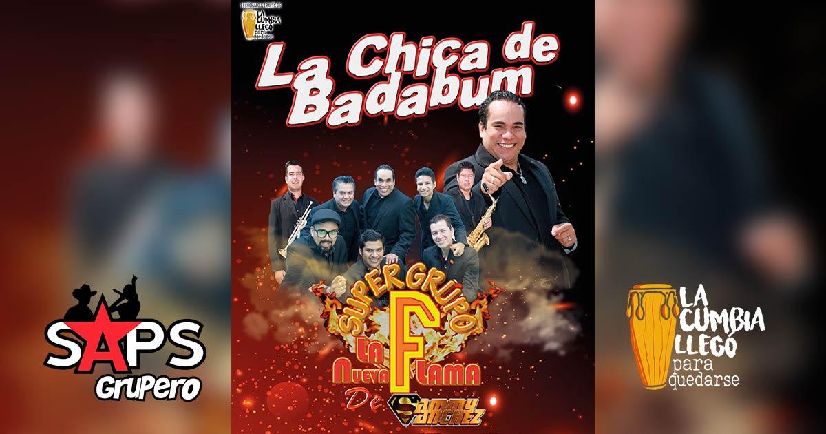 Súper Grupo F La Nueva Flama de Sammy Sánchez