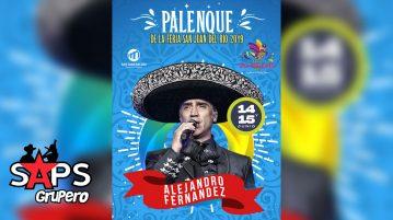 Alejandro Fernández - Feria de San Juan del Río