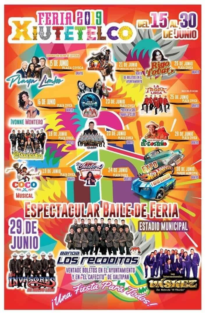 Feria Xiutetelco