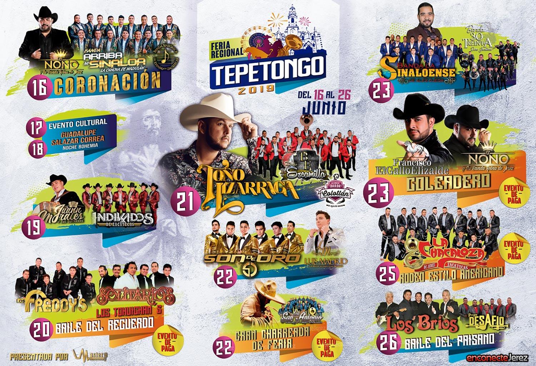 Feria Regional Tepetongo