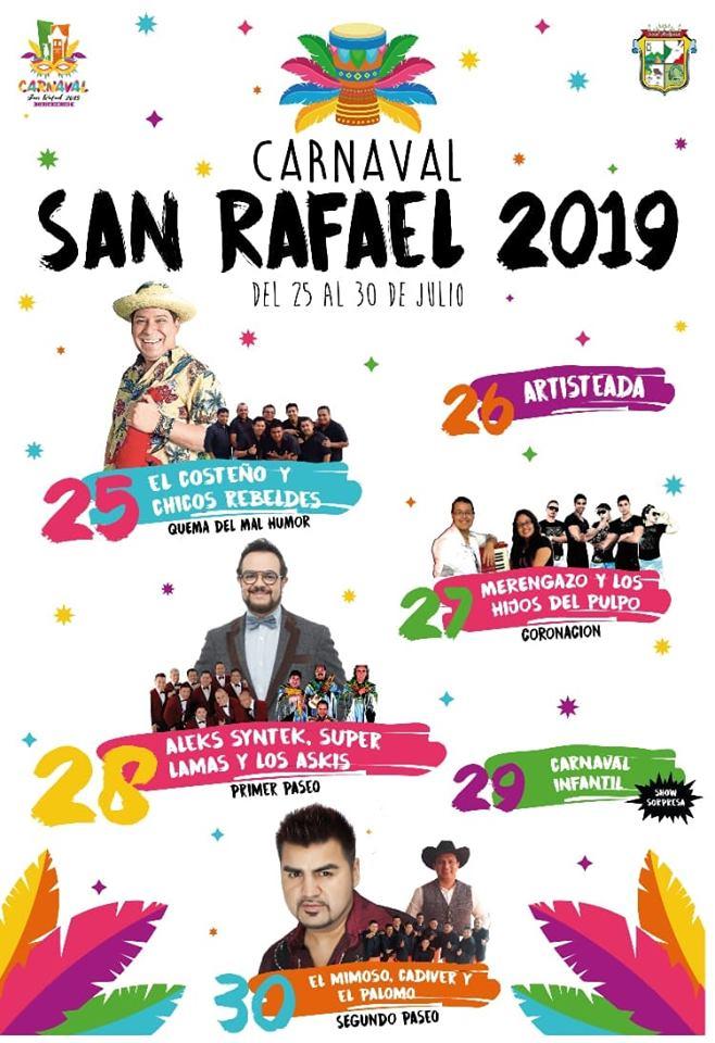 Carnaval San Rafael
