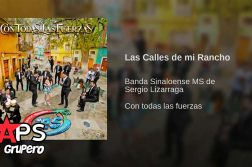 BANDA MS, LAS CALLES DE MI RANCHO