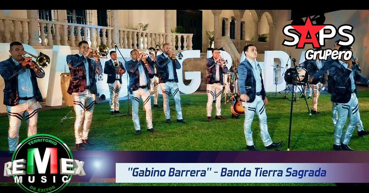 GABINO BARRERA, BANDA TIERRA SAGRADA