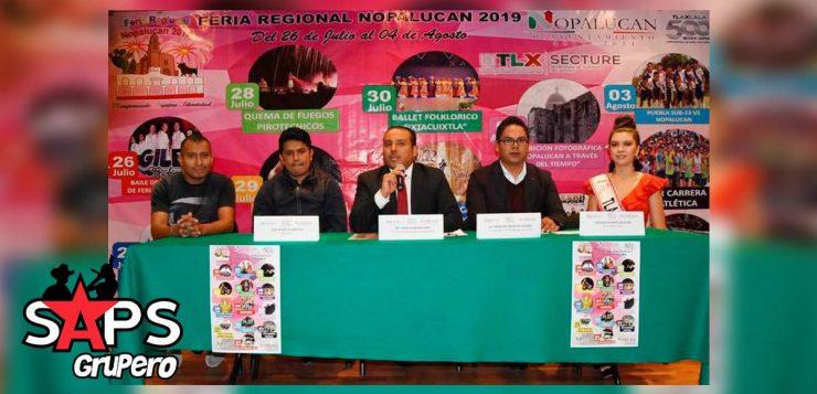 Feria Santa Ana Nopalucan