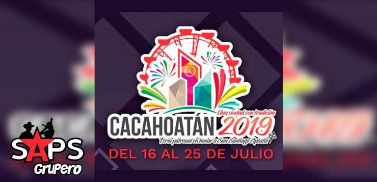 Feria Santiago Apóstol Cacahoatán