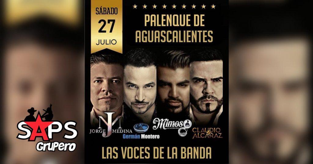 LAS VOCES DE LA BANDA, LUIS ANTONIO LÓPEZ EL MIMOSO, música mexicana
