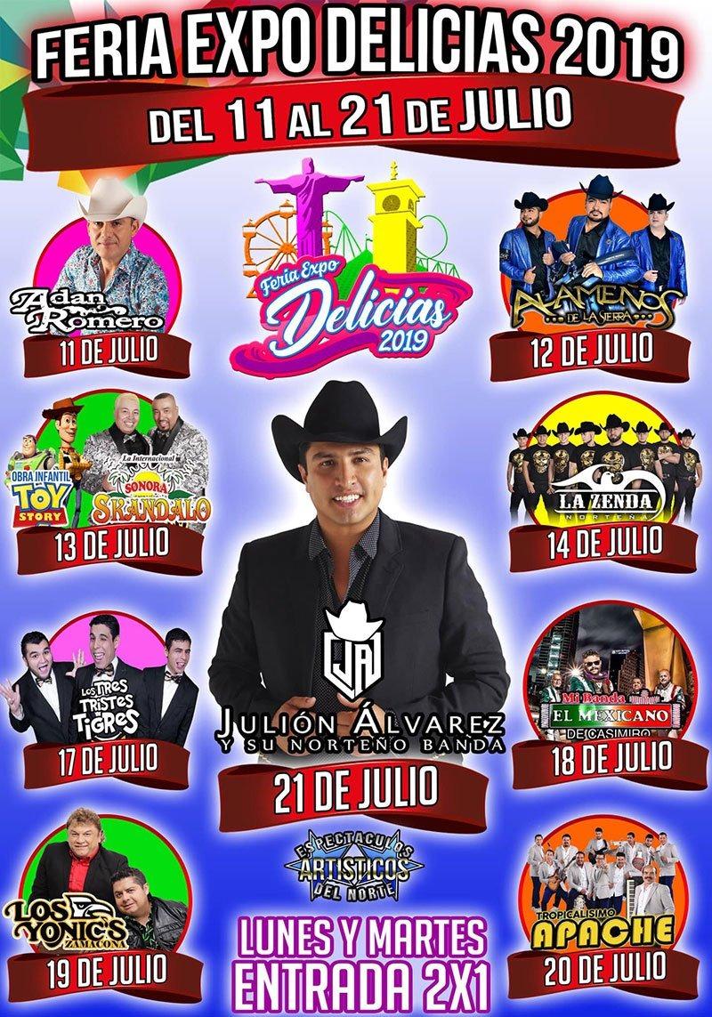 Feria Expo Delicias