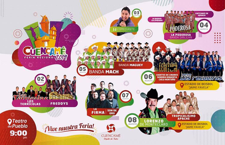Feria Regional Cuencamé