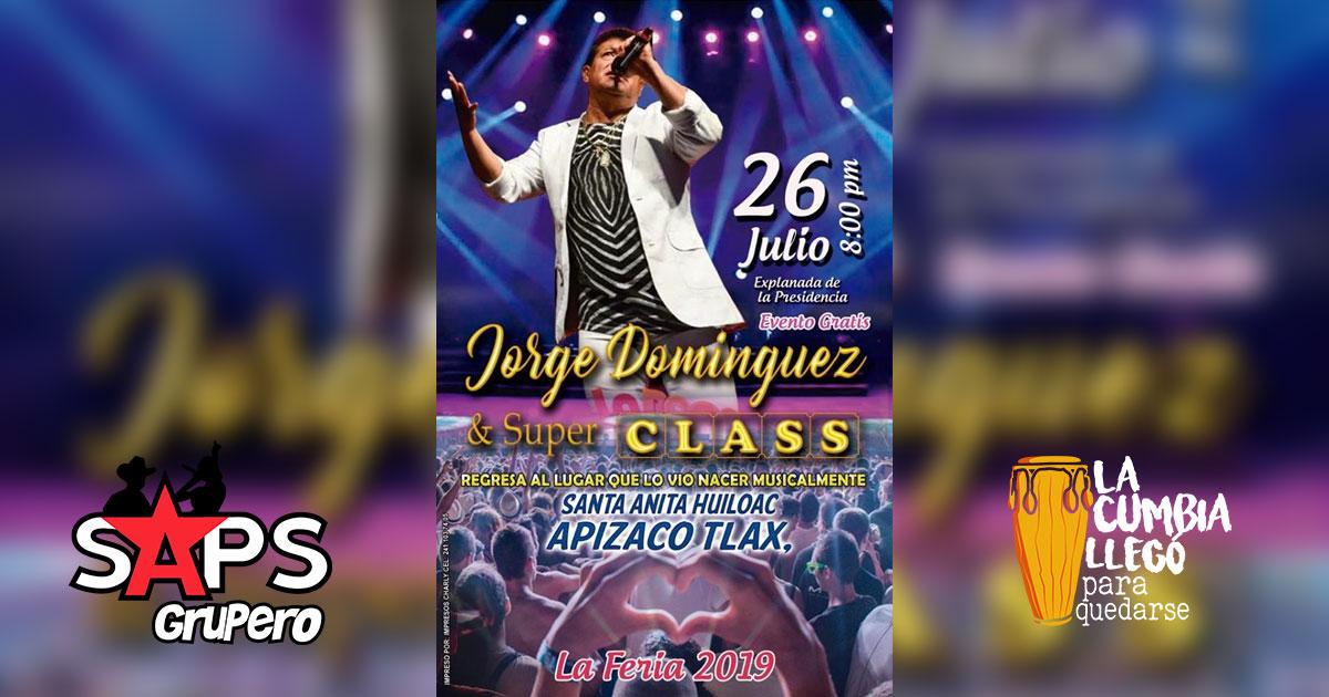 Jorge Domínguez y Su Grupo Súper Class
