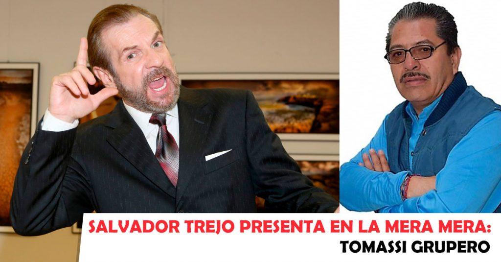 La Mera Mera - Tomassi, SALVADOR TREJO, BANCARROTA
