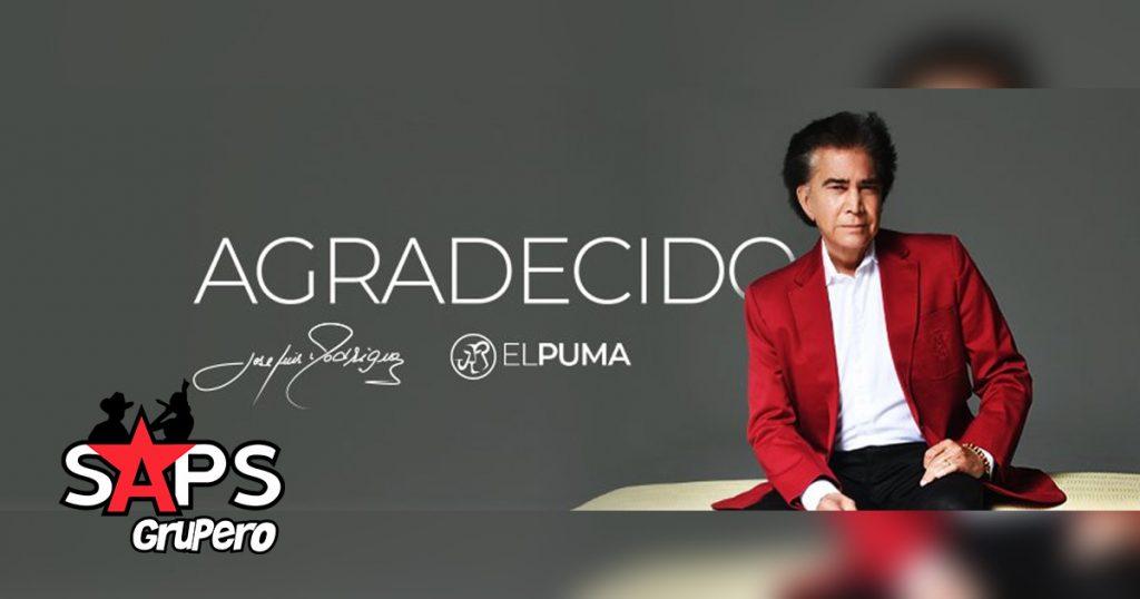 AGRADECIDO, JOSE LUIS RODRÍGUEZ EL PUMA