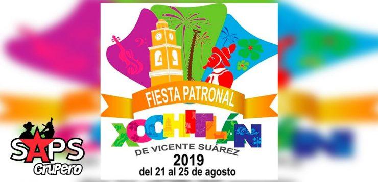 Fiesta Patronal Xochitlán, Vicente Suárez