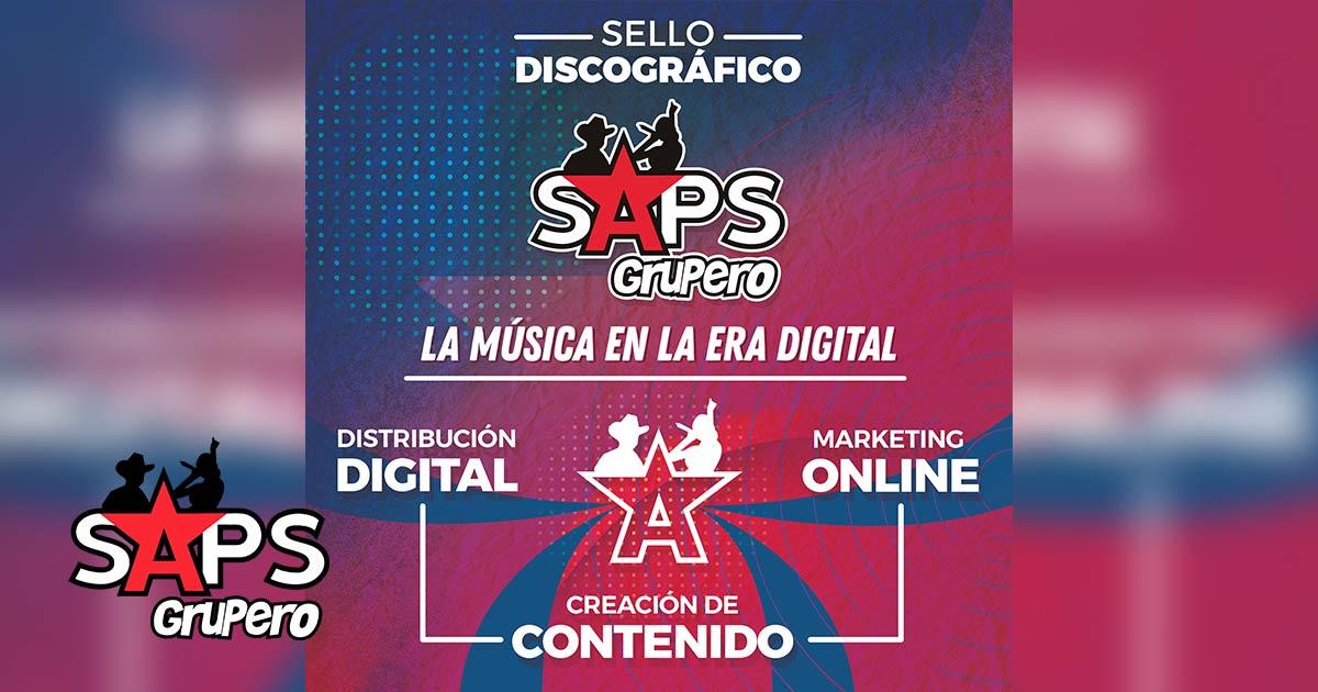 SAPS Grupero, LANZAMIENTOS DIGITALES