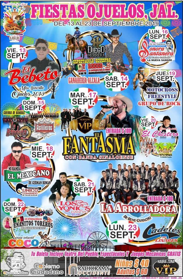 Feria Ojuelos Jalisco