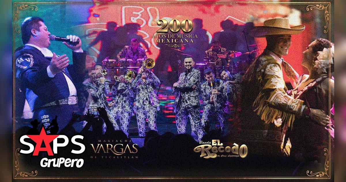 Banda El Recodo - Mariachi Vargas de Tecalitlán
