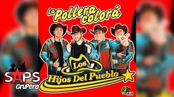 Los Hijos Del Pueblo, LA POLLERA COLORÁ