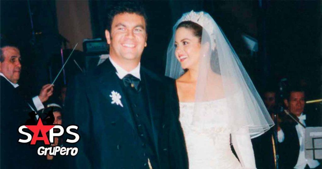 lucero y mijares boda, 50 años