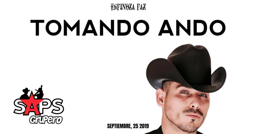 TOMANDO ANDO, ESPINOZA PAZ