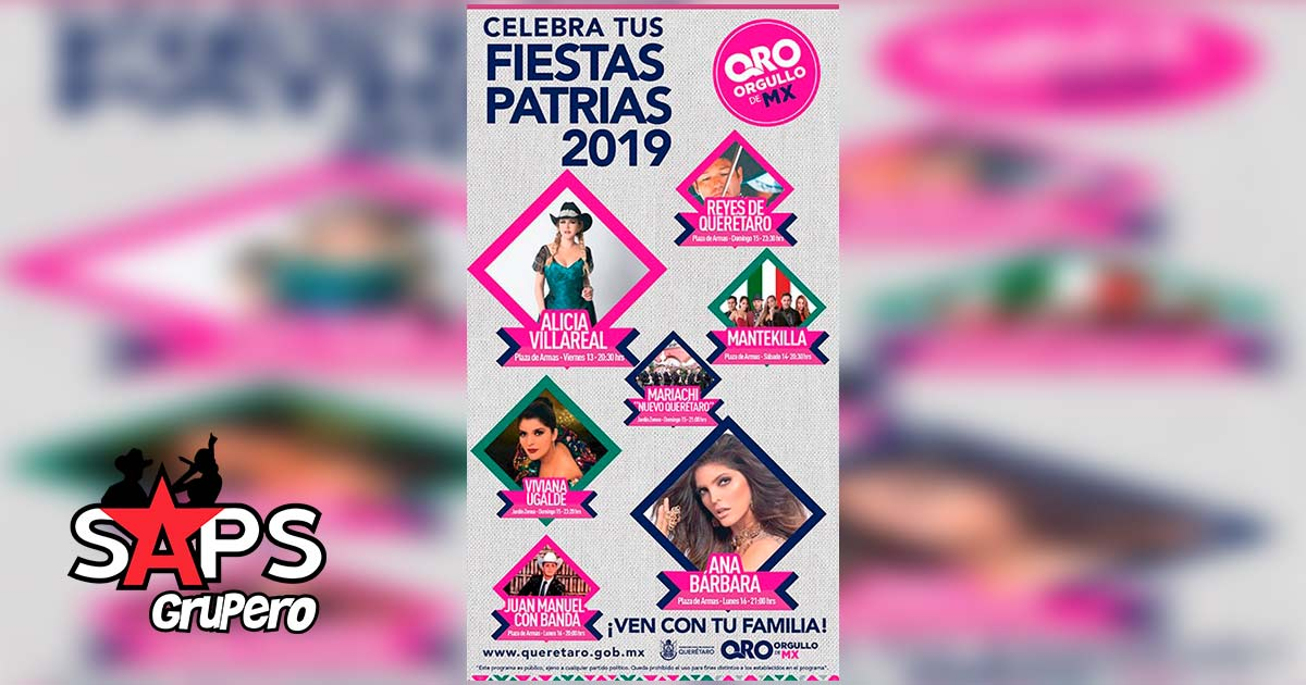 Fiestas Patrias Querétaro