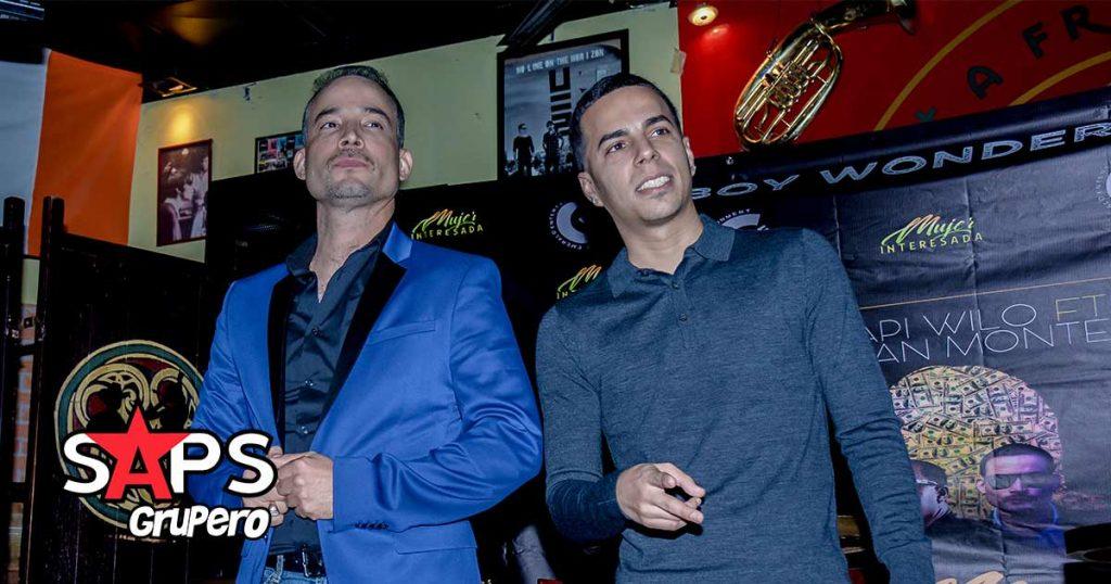 Papi Wilo y Germán Montero
