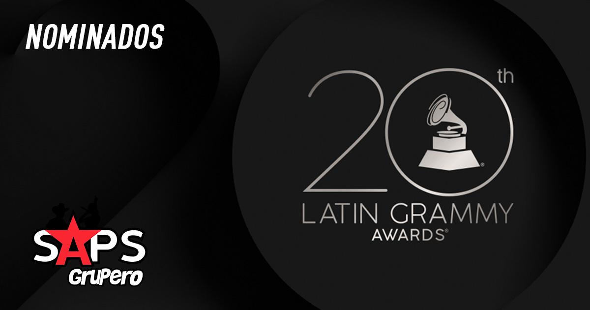 Regional Mexicano, Nominados a los Latin Grammy 2019