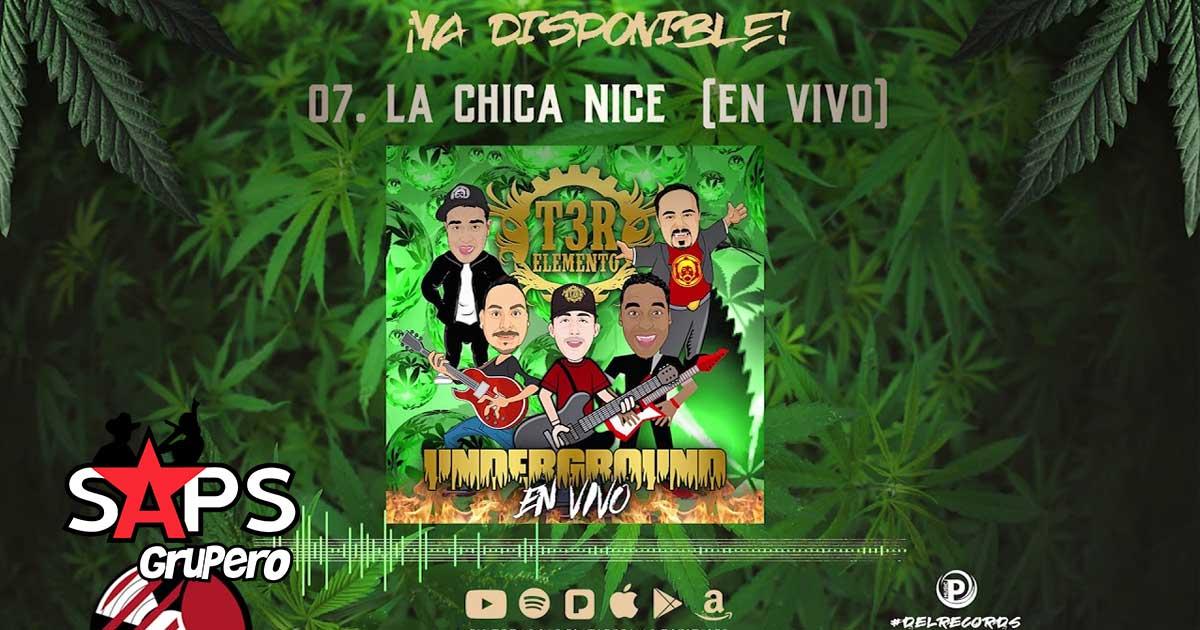 LA CHICA NICE, T3R ELEMENTO
