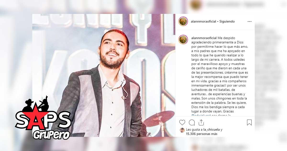 Alann Mora, La Trakalosa de Monterrey