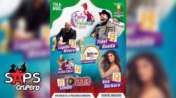 Fiestas Patrias Tula Hidalgo