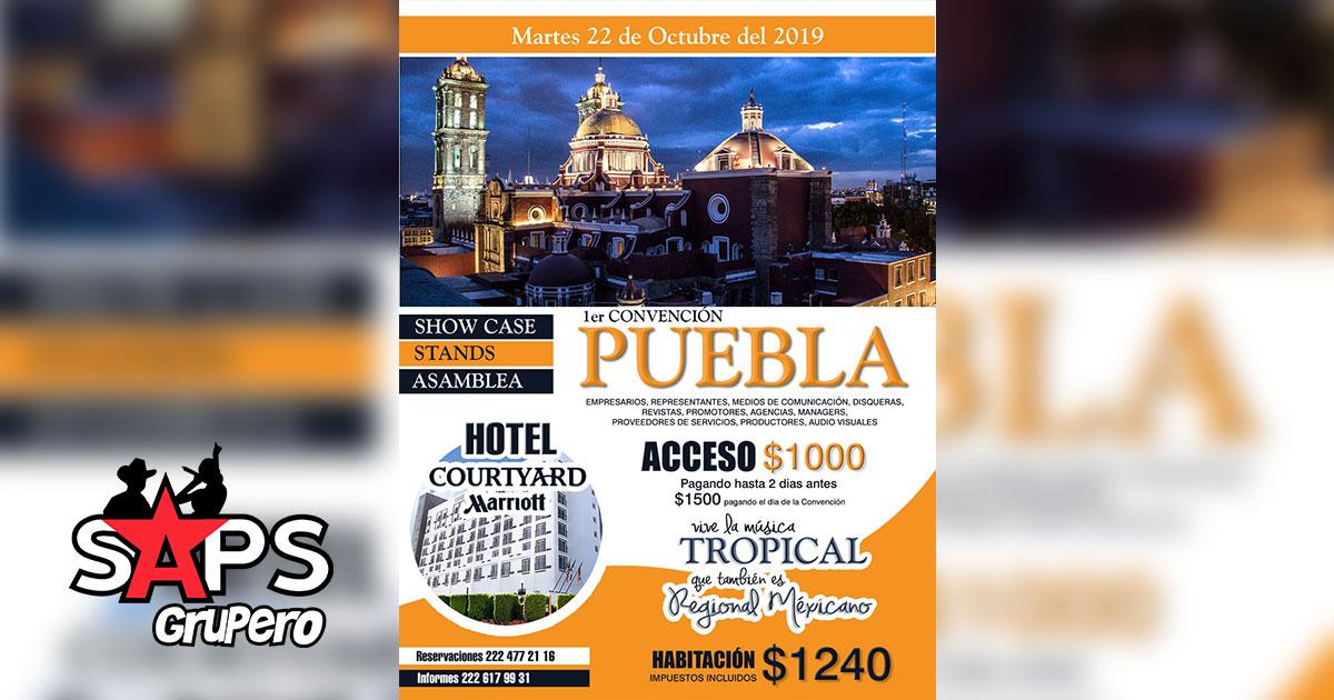 Vive la Música Tropical - Convención Puebla