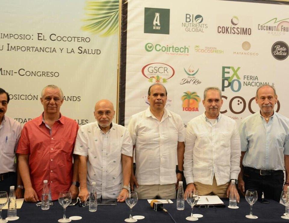 Expo Feria Nacional del Coco