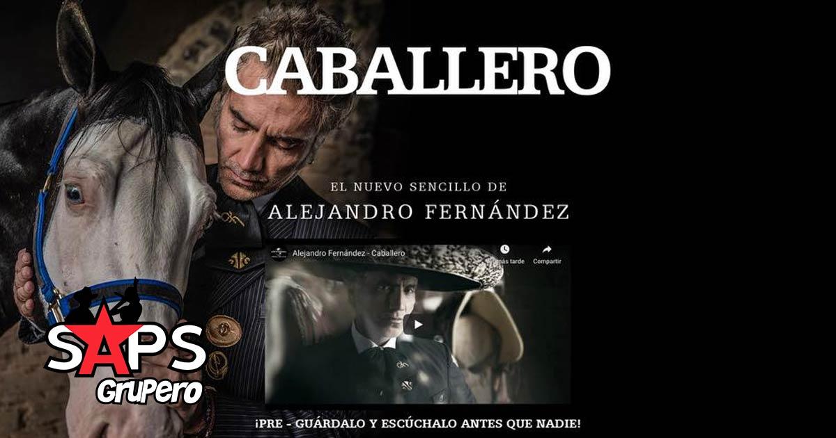 ALEJANDRO FERNÁNDEZ, CABALLERO