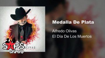 MEDALLA DE PLATA, ALFREDO OLIVAS