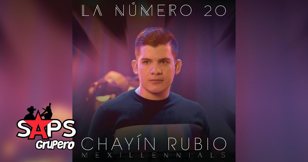 LA NÚMERO 20, CHAYÍN RUBIO