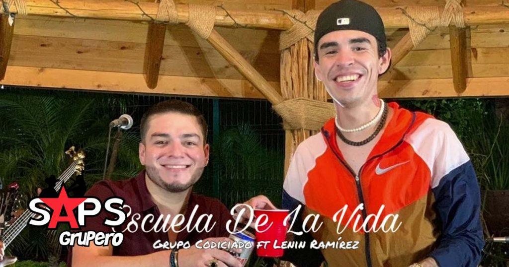 ESCUELA DE LA VIDA, GRUPO CODICIADO, LENIN RAMÍREZ
