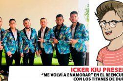 ICKER KIU, LOS TITANES DE DURANGO