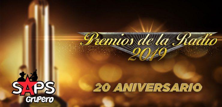 PREMIOS DE LA RADIO 2019, GANADORES