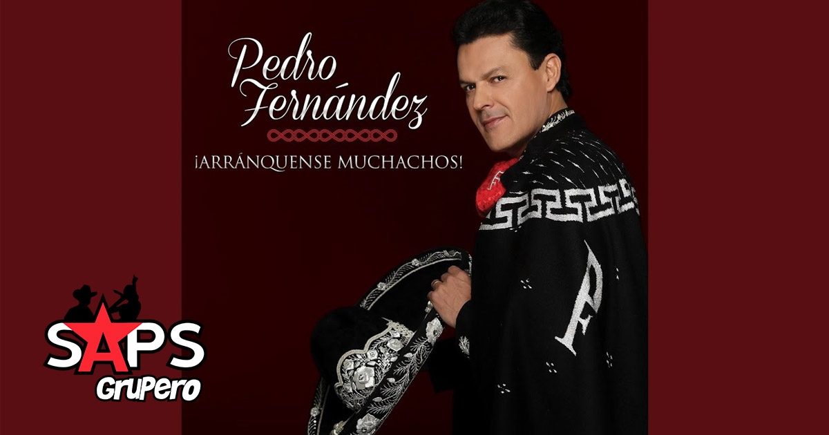 Pedro Fernández, NO SIENTO MÁS DOLOR