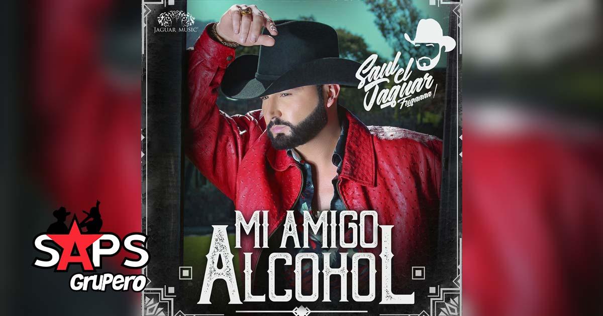 MI AMIGO EL ALCOHOL, SAÚL EL JAGUAR