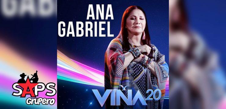 Ana Gabriel - Viña del Mar
